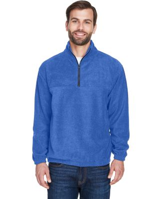 8480 Adult UltraClub® Polyester Iceberg Fleece 1/ ROYAL
