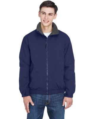 8921 Men's UltraClub® Adventure All-Weather Jacke NAVY/ CHARCOAL