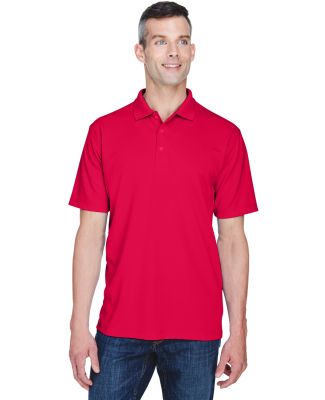 8445 UltraClub® Men's Cool & Dry Stain-Release Pe RED