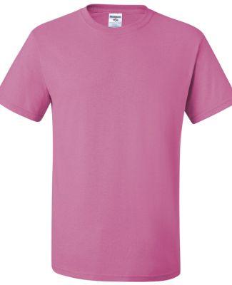 29 Jerzees Adult 50/50 Blend T-Shirt Azalea