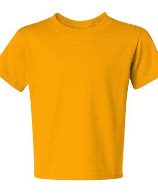 29B Jerzees Youth Heavyweight 50/50 Blend T-Shirt Gold