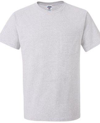29MP Jerzees Adult Heavyweight 50/50 Blend T-Shirt Ash
