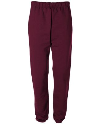 4850 Jerzees Adult Super Sweats® Pants with Pocke Maroon