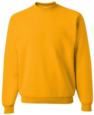 562 Jerzees Adult NuBlend® Crewneck Sweatshirt Gold