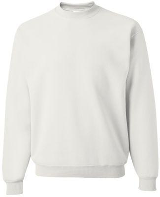 562 Jerzees Adult NuBlend® Crewneck Sweatshirt White