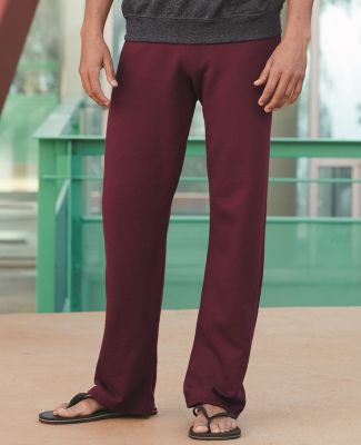 974 Jerzees Adult NuBlend® 50/50 Open-Bottom Sweatpants with Pockets  Catalog
