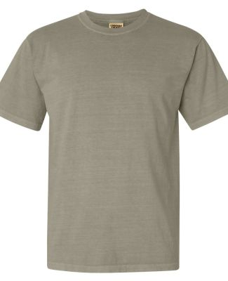 1717 Comfort Colors - Garment Dyed Heavyweight T-S SANDSTONE