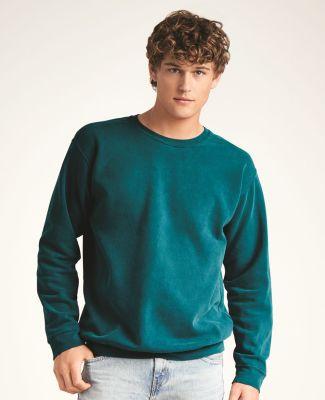 1566 Comfort Colors - Pigment-Dyed Crewneck Sweatshirt Catalog
