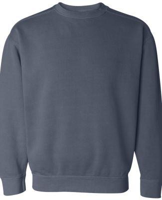 1566 Comfort Colors - Pigment-Dyed Crewneck Sweats DENIM