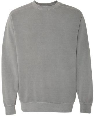 1566 Comfort Colors - Pigment-Dyed Crewneck Sweats GREY