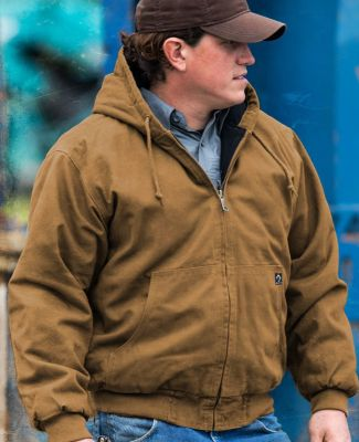 5020 DRI DUCK Hooded Boulder Jacket S - 6XL  Catalog