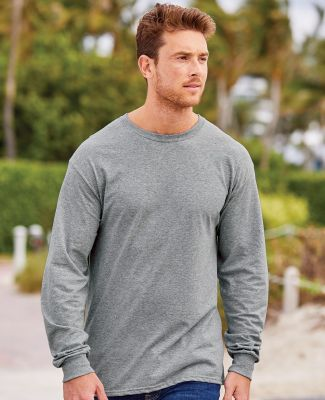 4930 Fruit of the Loom® Heavy Cotton HD Long Sleeve T-shirt Catalog