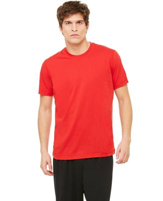 M1005 All Sport Super Soft Dri-Blend Tee SP SCARLET RED