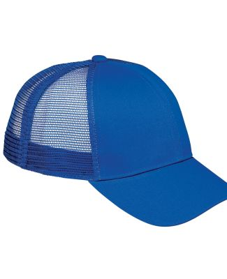 BX019 Big Accessories 6-Panel Structured Trucker C ROYAL