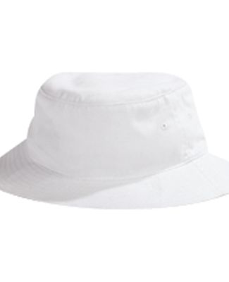 BX003 Big Accessories Crusher Bucket Cap WHITE
