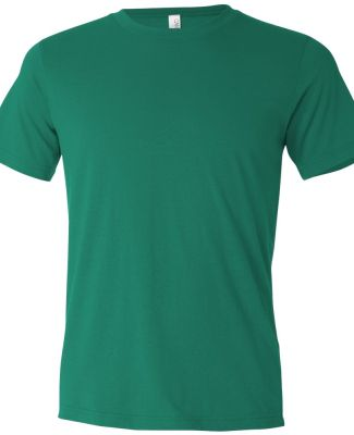 BELLA+CANVAS 3650 Mens Poly-Cotton T-Shirt KELLY