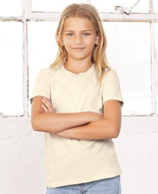 BELLA+CANVAS 3001Y Jersey Youth T-Shirt Catalog
