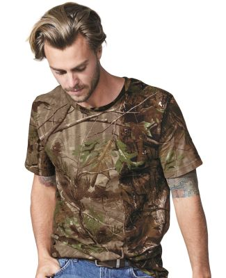 3980 Code V Realtree Camo T-Shirt Catalog