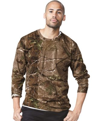 3981 Code V Realtree Long Sleeve T-shirt Catalog