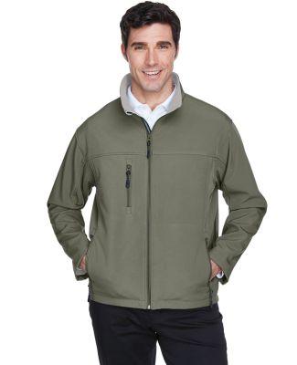 D995 Devon & Jones Men's Soft Shell Jacket OLIVE