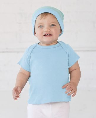3400 Rabbit Skins® Infant Lap Shoulder T-shirt Catalog