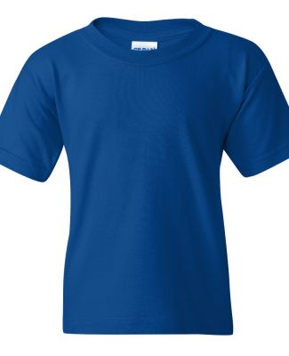 5000B Gildan™ Heavyweight Cotton Youth T-shirt  ROYAL