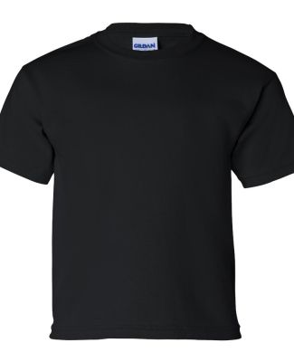 2000B Gildan™ Ultra Cotton® Youth T-shirt BLACK