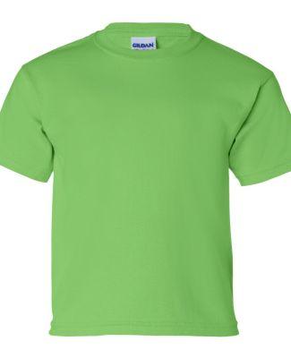 2000B Gildan™ Ultra Cotton® Youth T-shirt LIME