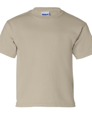2000B Gildan™ Ultra Cotton® Youth T-shirt SAND