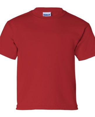 2000B Gildan™ Ultra Cotton® Youth T-shirt RED