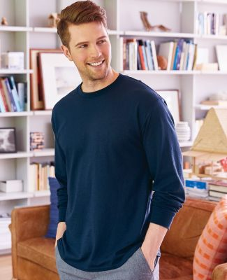 5286 Hanes® Heavyweight Long Sleeve T-shirt Catalog
