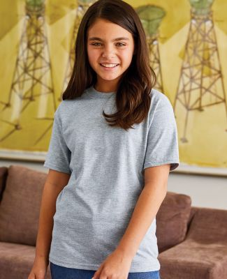 5380 Hanes® Youth Beefy®-T 5380 Catalog
