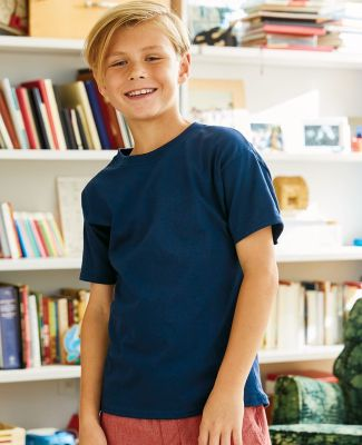5480 Hanes® Heavyweight Youth T-shirt Catalog