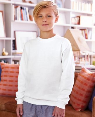 P360 Hanes® PrintPro®XP™ Comfortblend® Youth Sweatshirt Catalog