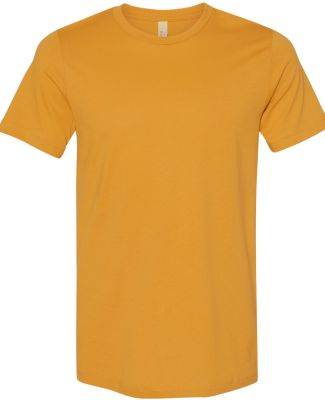BELLA+CANVAS 3001 Soft Cotton T-shirt MUSTARD