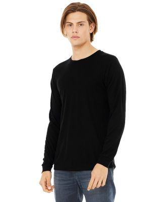 BELLA+CANVAS 3501 Long Sleeve T-Shirt Catalog