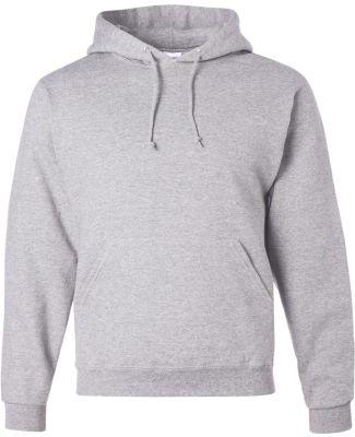 996M JERZEES® NuBlend™ Hooded Pullover Sweatshi Ash