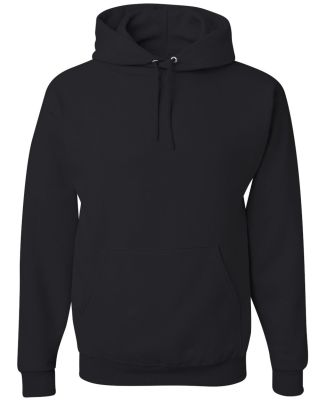 996M JERZEES® NuBlend™ Hooded Pullover Sweatshi Black