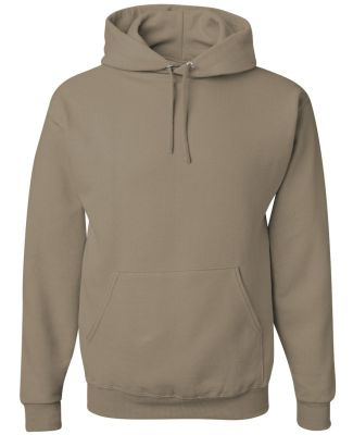 996M JERZEES® NuBlend™ Hooded Pullover Sweatshi Khaki