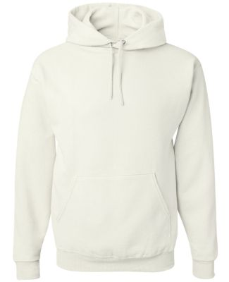 996M JERZEES® NuBlend™ Hooded Pullover Sweatshi White