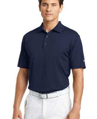 203690 Nike Golf Tech Basic Dri FIT Polo  Midnight Navy