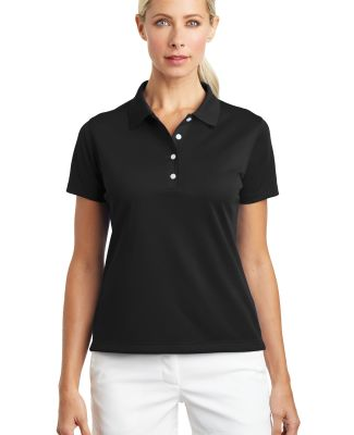 Nike Golf Ladies Tech Basic Dri FIT Polo 203697 Black