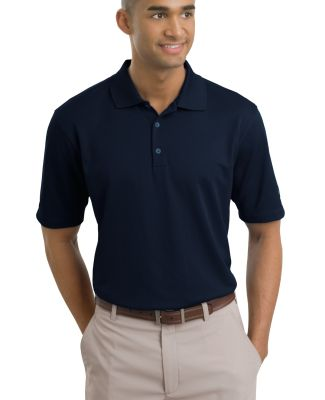 Nike Golf Dri FIT Textured Polo 244620 Navy