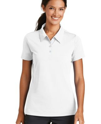 Ladies Nike Sphere Dry Diamond Polo 358890 White