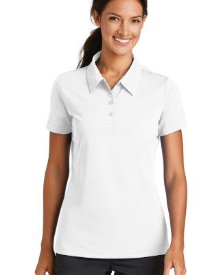 Ladies Nike Sphere Dry Diamond Polo 358890 White