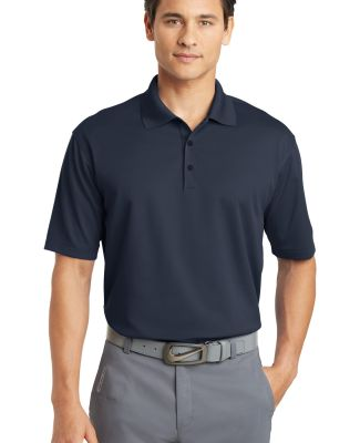 363807 Nike Golf Dri FIT Micro Pique Polo  Navy