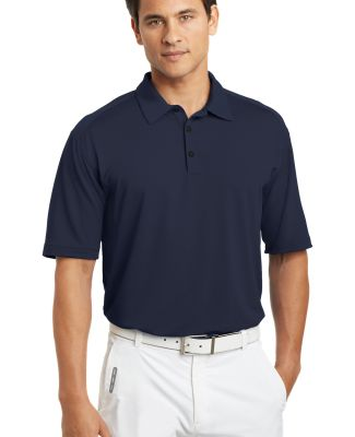 Nike Golf Dri FIT Mini Texture Polo 378453 Navy