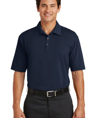 Nike Golf Elite Series Dri FIT Ottoman Bonded Polo Midnight Navy