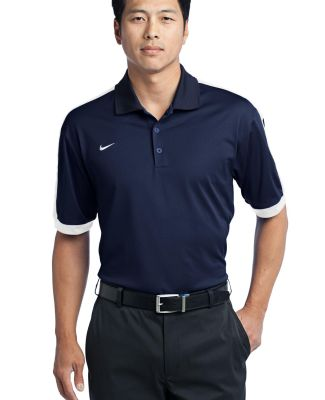 Nike Golf Dri FIT N98 Polo 474237 Navy/White