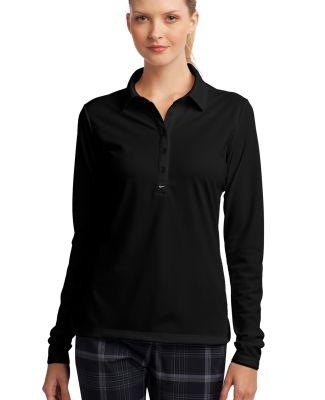 Nike Golf Ladies Long Sleeve Dri FIT Stretch Tech  Black